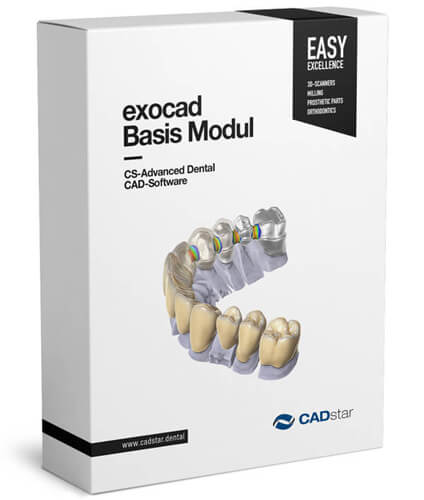 Software Exocad Kl DE