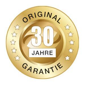 Garantie 30 Jahre