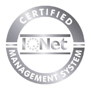 INET certified management system