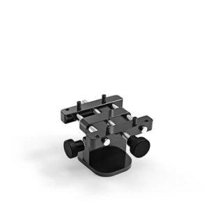 Modellhalter mit Schraube
