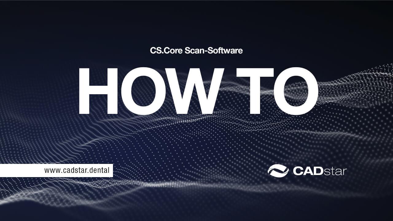 CS.Core Scan-Software
