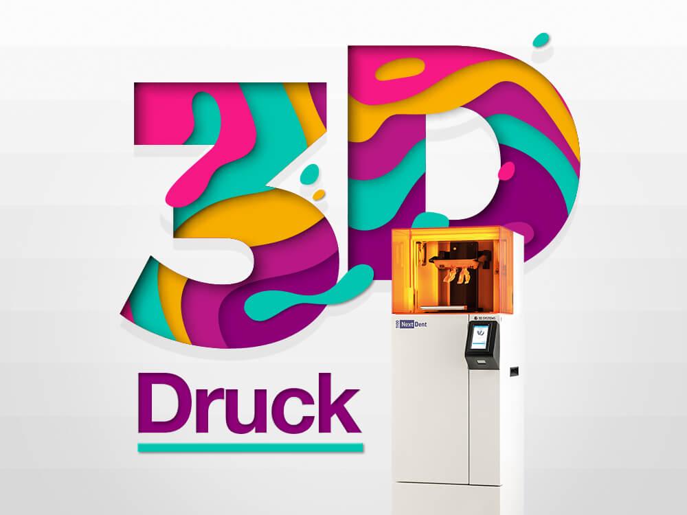 3D-Druck - Testen Sie jetzt!